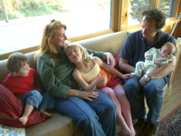 Matthew, Crissy, Lily, Bill, Kate)